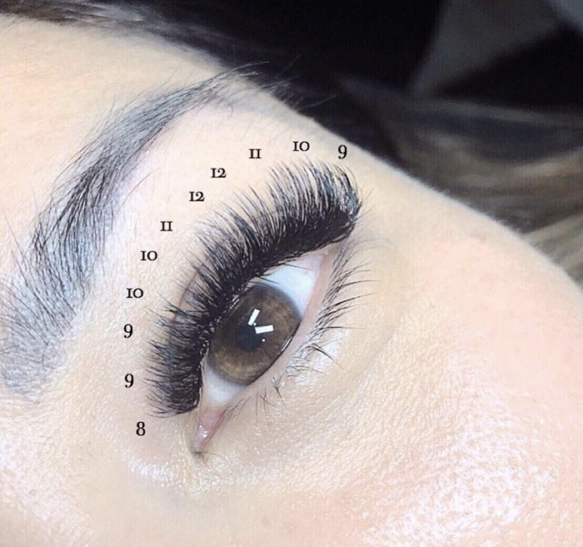 Mapping saves time and creates uniform sets. // Do you map your sets? If so, what's your favorite style? Let us know in the comments! // This beautiful set was done by @savannah_myaddiction from @instagram #lashaffairbyjparis #lashmapping #artistspotlight #lashextensions #beautypic.twitter.com/hhXxZAZ6zn
