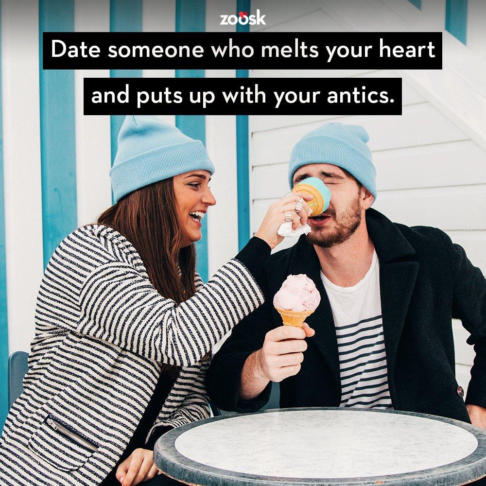 Dating goals