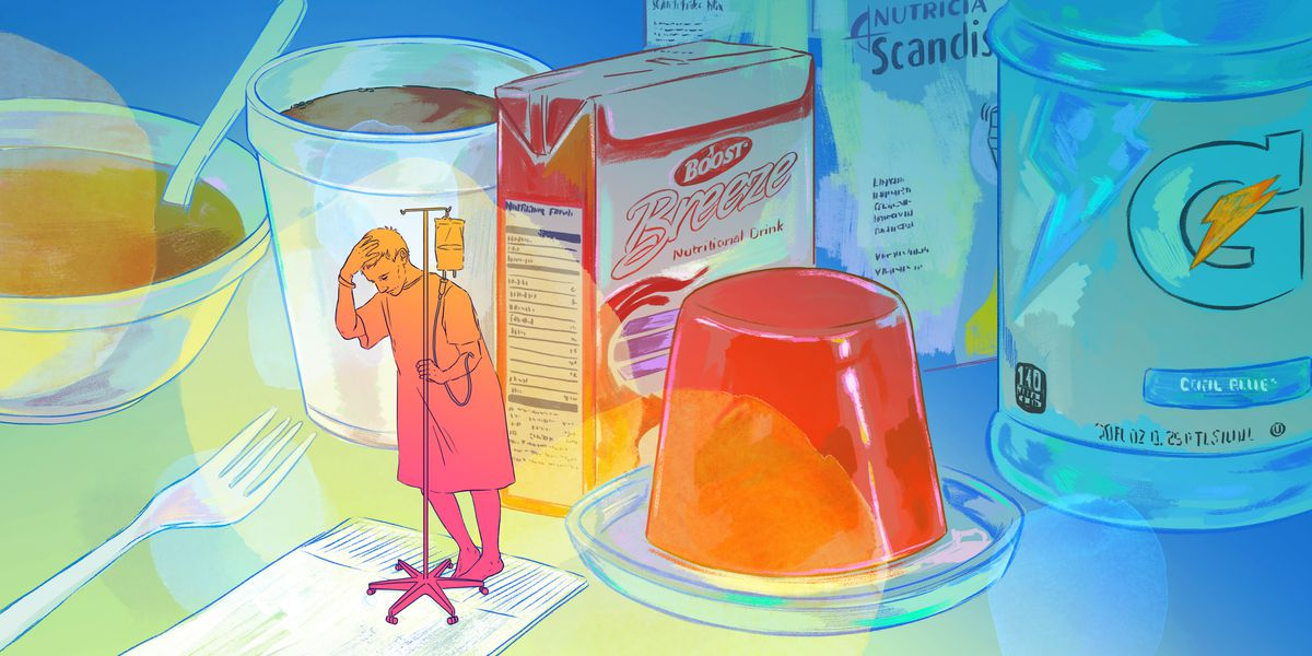 From sick bed custards and bone broth to Jell-O and Gatorade: A history of feeding the sick https://t.co/0wf1tC7NUW