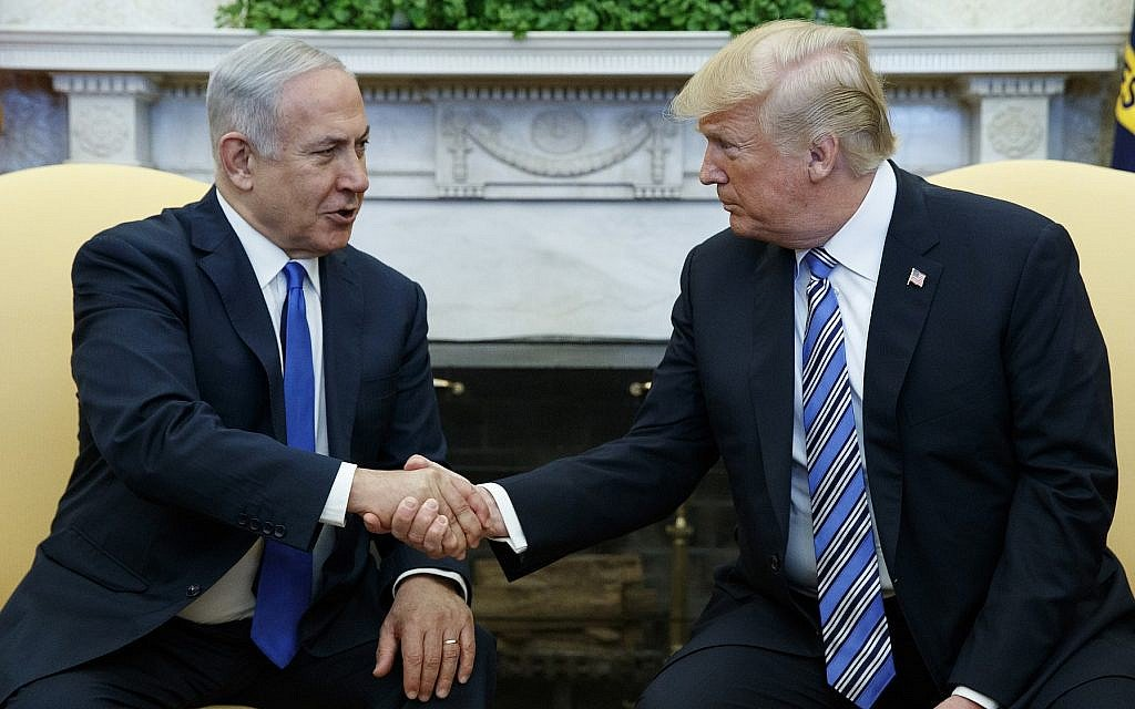 Has there been a word leader to interfere more in US politics than Netanyahu? Where is your outrage you patriotic journalists?