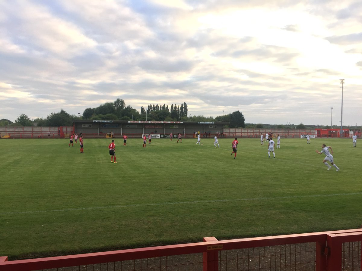 Jason Gilchrist was again among the goals as he found the target at the start and finish of the first half to help earn Southport a second pre-season win in five days.        📹 PRE-SEASON: Here's the goals from the friendly...