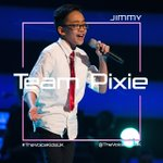 #TeamPixie Twitter Photo