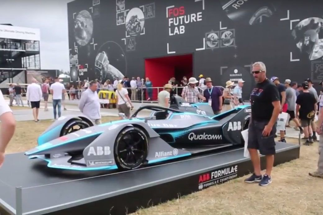Why tech is at the heart of the Goodwood Festival of Speed https://t.co/TD9SXzVrRi