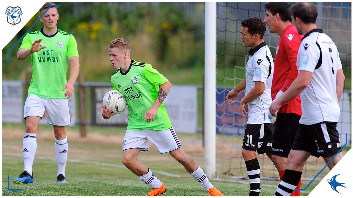 U23 | FULL TIME: @AFCSTAUSTELL 2-4 @CardiffCityFC. Scorers: Healey x2, Tinsley (O.G), Veale. The young #Bluebirds make it two wins on the bounce after a terrific turnaround at Poltair Park. #CityAsOne 🔵⚽️🔵⚽️