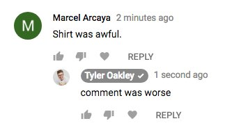 replying to comments NOW!! https://t.co/gNJ2dQrUBy