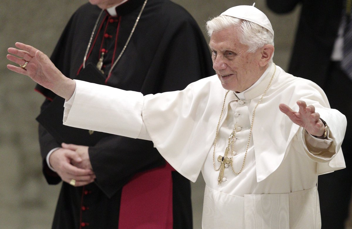 Ватикан разрешил будущим «невестам Христа» заниматься сексом  https://t.co/waIjOx0VwB