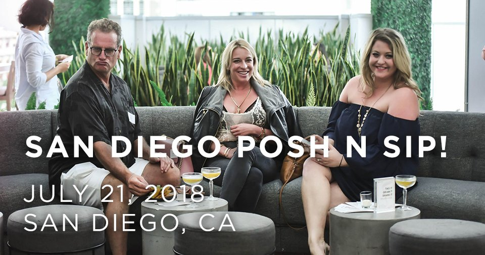 Hey Poshers in SoCal! Don't miss out on an awesome time with your PFFs at this Posh N Sip: https://t.co/zHdaNvk2cv