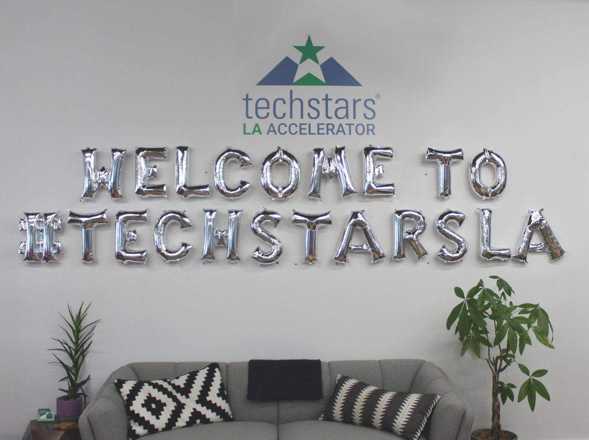 To continue our commitment to investing in diverse teams, 60% of the companies in the 2018 Techstars LA Accelerator class are led by CEOs from underrepresented communities. Meet them all: https://t.co/CYYGpSsf3Q #TechstarsLA