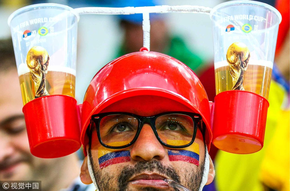 Why beer has become synonymous with the #WorldCup #FIFAWorldCup https://t.co/yF8hr7CCHh