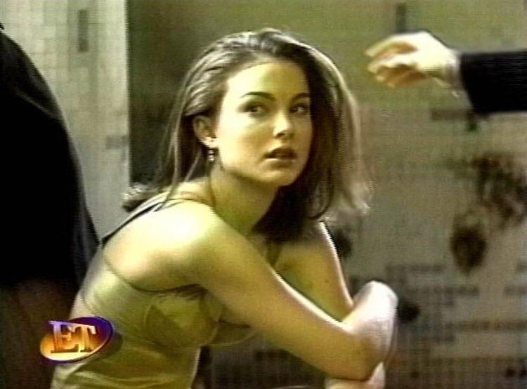 Annie Leibovitz for Vanity Fair (1998) behind the scenes