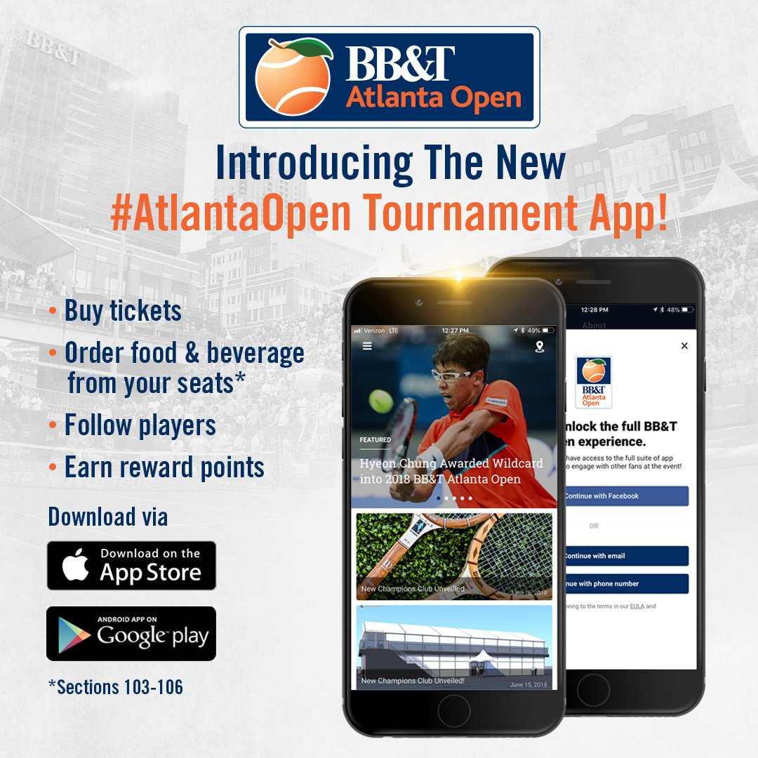 BB&T Atlanta Open on Twitter:
