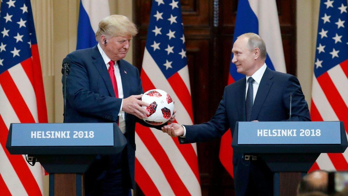 Readers React: First Kim Jong Un, then Vladimir Putin: Trump is being used by autocrats https://t.co/mCvXbJSLMl via @latimesopinion