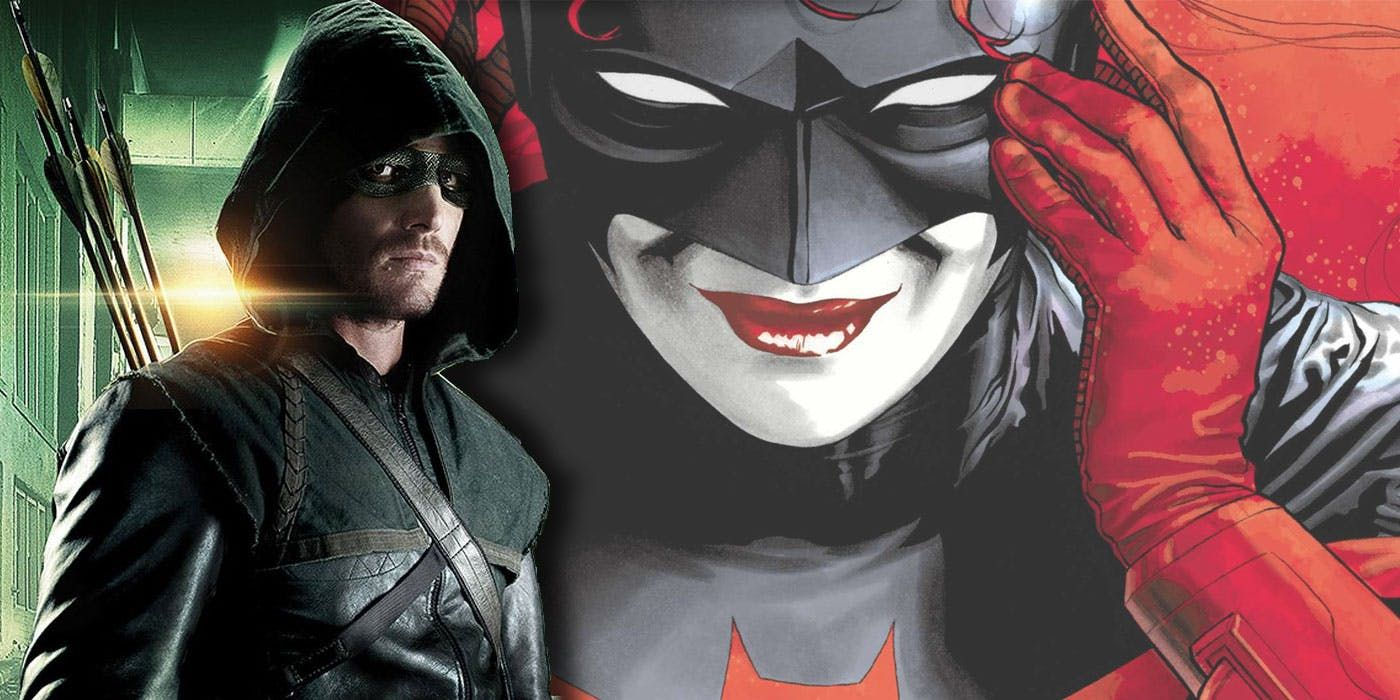 Does CW's Batwoman Series Mean #Arrow Is About to Say Farewell? #Arrowverse https://t.co/WLevf3yonk https://t.co/qc3eDJv8F8