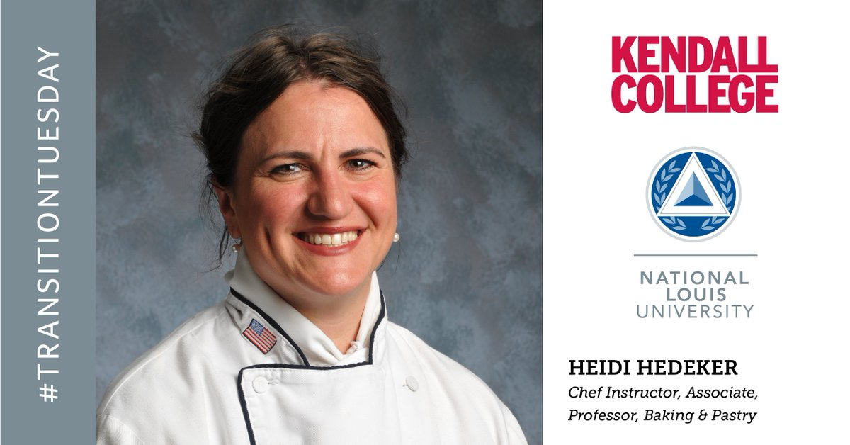 Pastry Chef Instructor Associate Professor At KendallCollege Shes A Certified Master Baker Food Writer With BA In Writing An MSW From