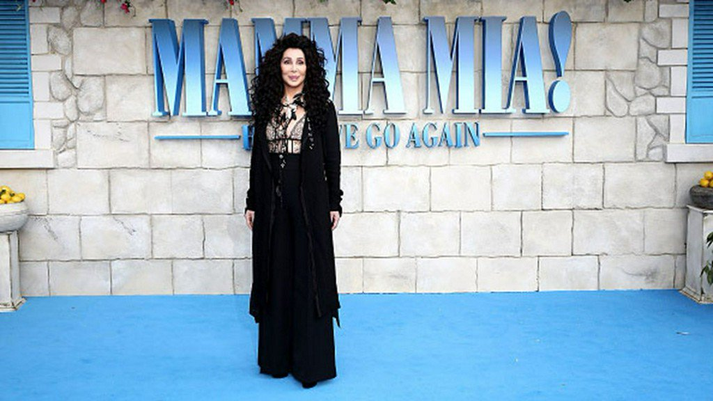 'Mamma Mia!' sequel inspires Cher to make ABBA cover album https://t.co/34cLpJR4jq