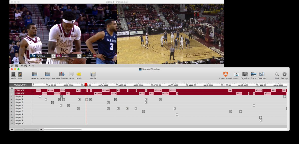 Michael Phy On Twitter Stacking Tv Feeds With Coaching Feeds Has