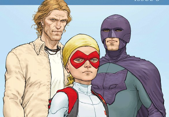 YAY!! @netflix reveals new sci-fi titles from comic book creator @mrmarkmillar! Five movie and TV projects are on the way, including Jupiter's Legacy, Empress, Huck and Sharkey The Bounty Hunter.  Read more in my @CNET article here: https://t.co/0SYR94cBKt