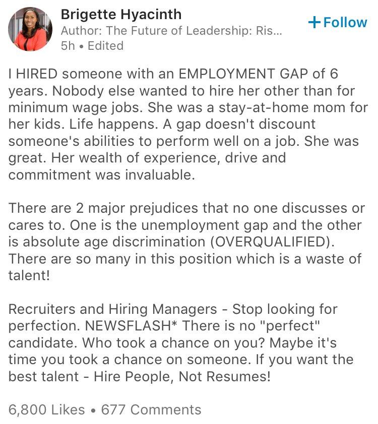 resume for minimum wage job