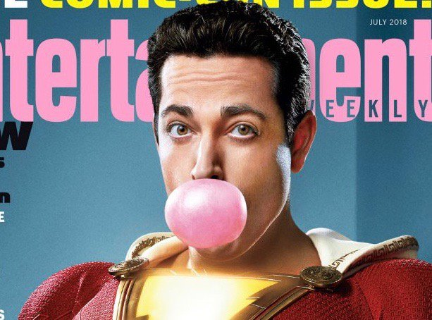 Get a closer look at @ZacharyLevi as @DCComics superhero #Shazam! Read more in my @CNET article here: https://t.co/YtR8ZZ8gWJ  cc @ShazamMovie @WarnerBrosEnt @wbpictures