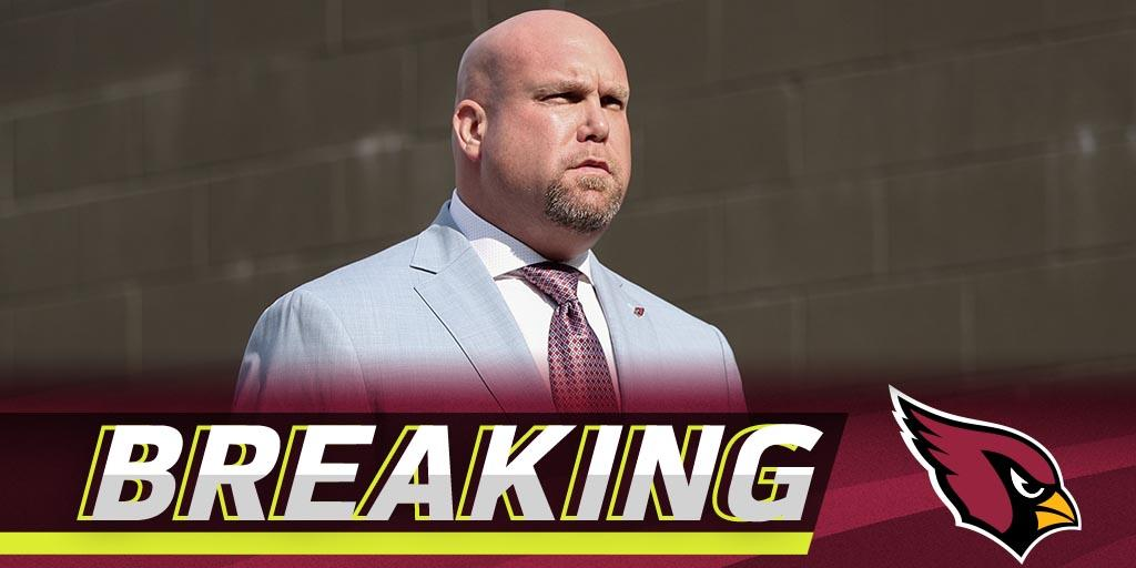Cardinals suspend GM Steve Keim: https://t.co/qlz4X8GcCJ