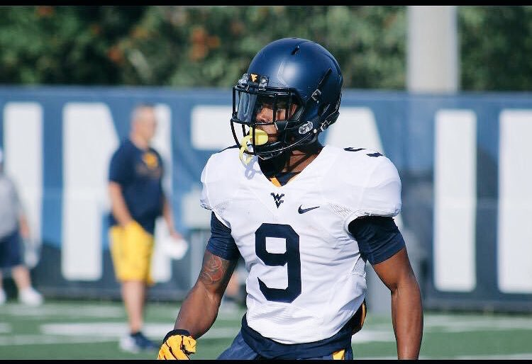 Former @WVUfootball WR @yo_smooth1 transfers to @FSCCFootball