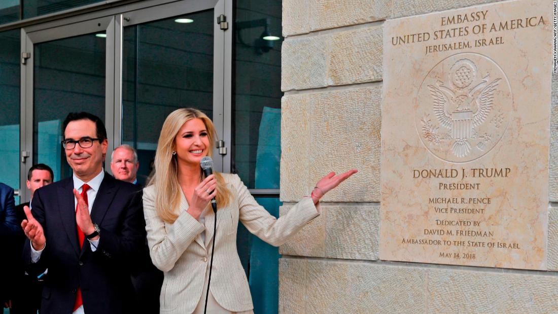 The US Embassy in Jerusalem will cost $20 million more than President Trump's estimate https://t.co/NvKruQhJhS