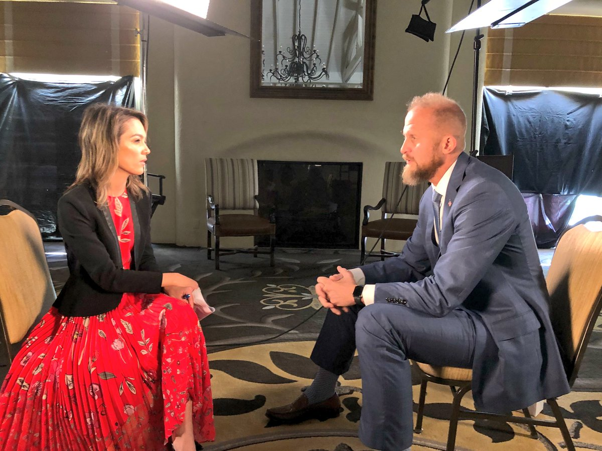 "Calling out the ""RINO's"" — My sit-down with @realDonaldTrump's 2020 campaign manager and the digital mastermind behind 2016 @parscale — how they did it, strategy for re-election, and of course Russia https://t.co/V0U0dckwG8"