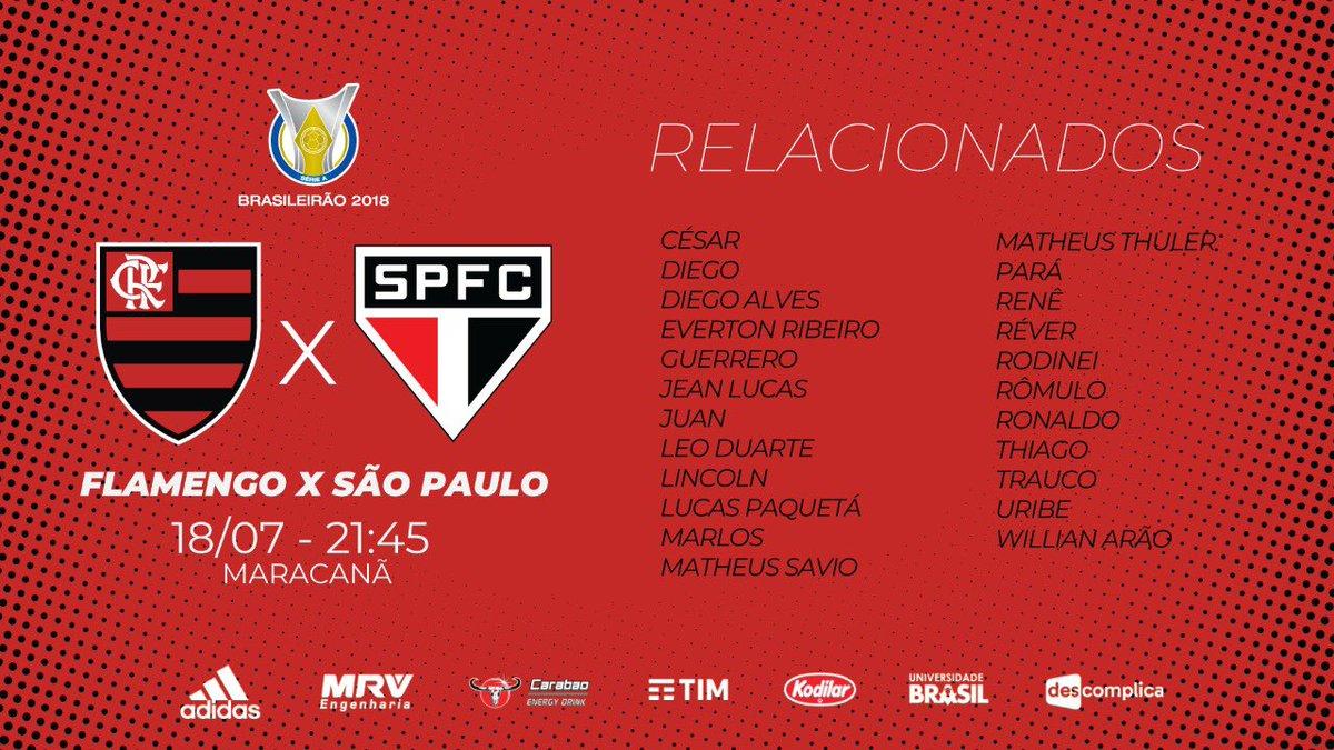 Flamengo's photo on #FLAxSAO