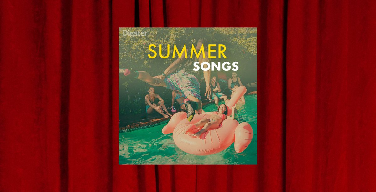 shoutout @DigsterPlaylist for putting #AlmostLove on their #SummerSongs playlist on @AppleMusic! https://t.co/xGfKO752D2