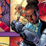 SHURI From 'Black Panther' Getting Her Own Comic Book Series https://t.co/Q6wwW3jyxw