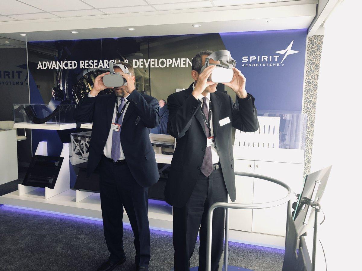 Spirit AeroSystems Picture