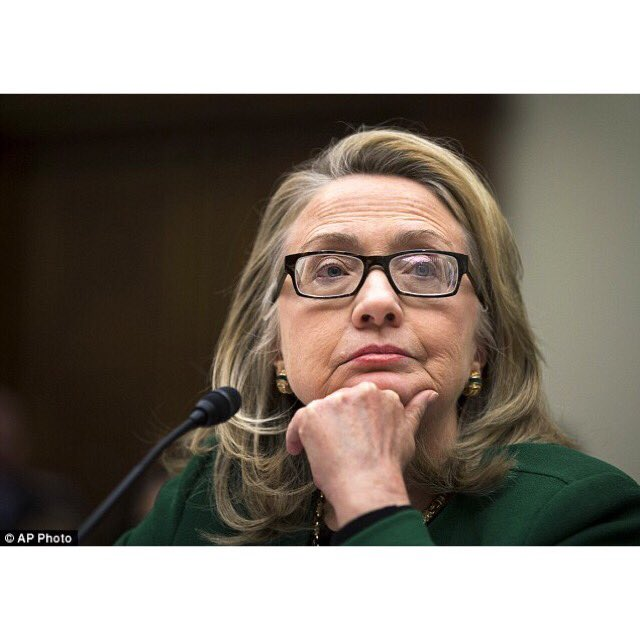 You couldn't trust the smart woman lawyer, could you? She had too much experience. She wasn't charming enough. Her healthcare plan wasn't perfect. She fainted after a long weekend of campaigning. You said she was a pathological liar...now look what we have.