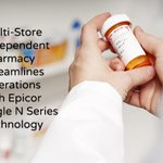 News Release: SaluMed Pharmacy is leveraging the #Epicor #EagleNSeries #retail #pharmacy management solution to focus on multi-store integration, customer centricity, reducing pricing and #inventory errors, and improving business reporting. https://t.co/QMVICjuL3J