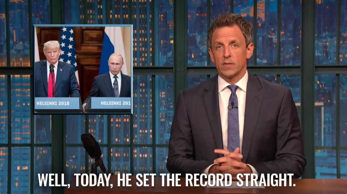 Image for the Tweet beginning: From tonight's #LNSM: Don't worry,