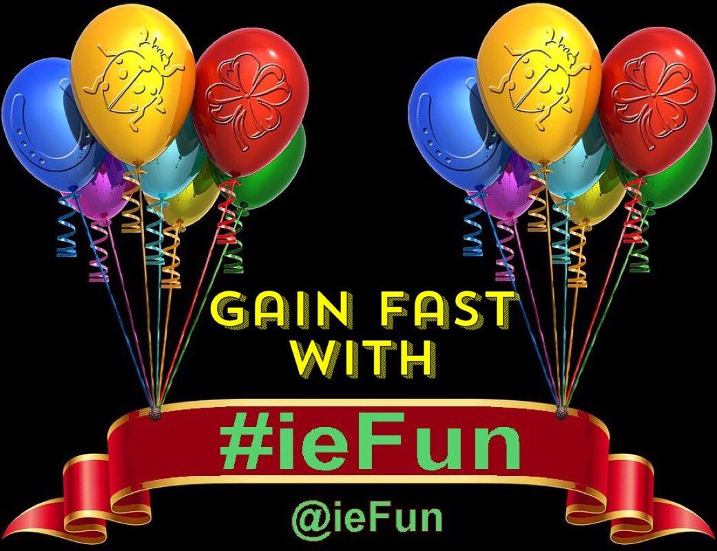 RETWEET THISLIKE THIS  Pųɬ #ieFun ıŋ ყơųr Bıơ And ɬῳɛɛɬʂ. follow @ieFun ąŋd ῳąɬƈɧ  ყour Aƈƈơųŋɬ Grơῳ FAST  GᗩIᑎ TEᗩᗰᔕ #TeamWolFPack #ieFun  #BossLady #HelpFromFriends #FollowTrickBela #TeamSIL  #TMLILY #1DDRIVE#TEAMSTALLION #TMPETAL #StellarGains<br>http://pic.twitter.com/7ACP0ORLg5