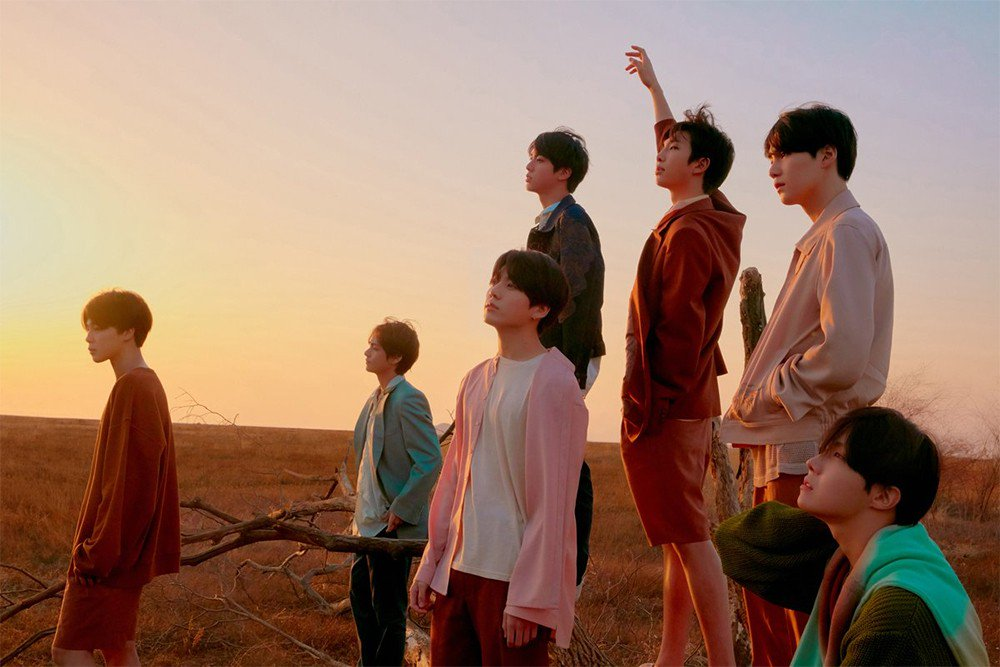 BTS rank for 8 straight weeks on 'Billboard 200'! https://t.co/Fh41AI9gAF