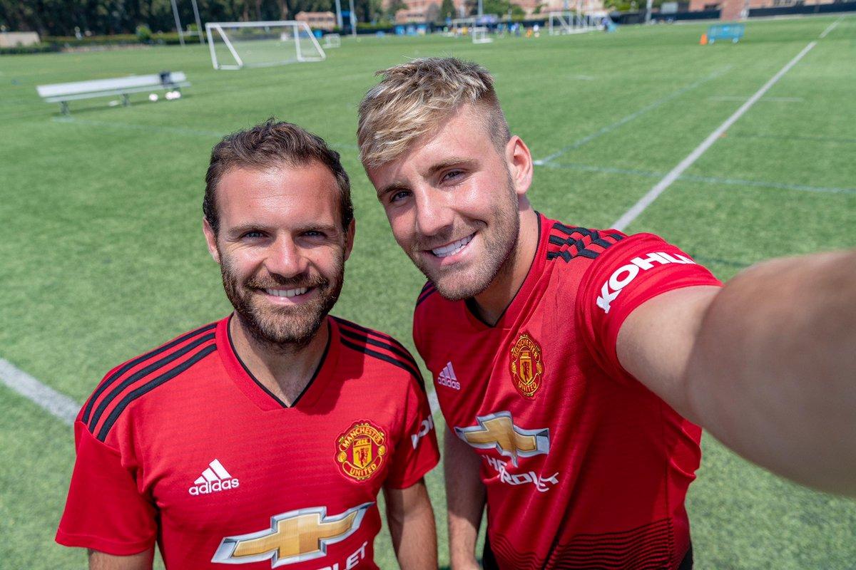 Ini Dia Jersey Baru Manchester United di Musim 2018/2019