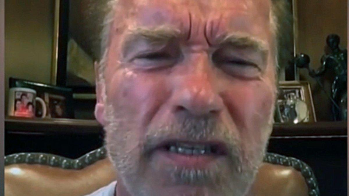 Meistgesehen:  'Sah aus wie eine weiche Nudel': Schwarzenegger schießt gegen Trump https://t.co/toYebaHiWE (Vid)