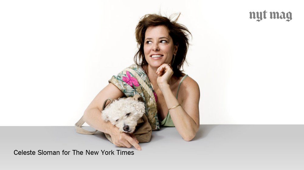 Parker Posey: 'I thought that when I became an adult I would play these adult roles with these emotions and, you know, this wit.' https://t.co/bT88jkb7Cw