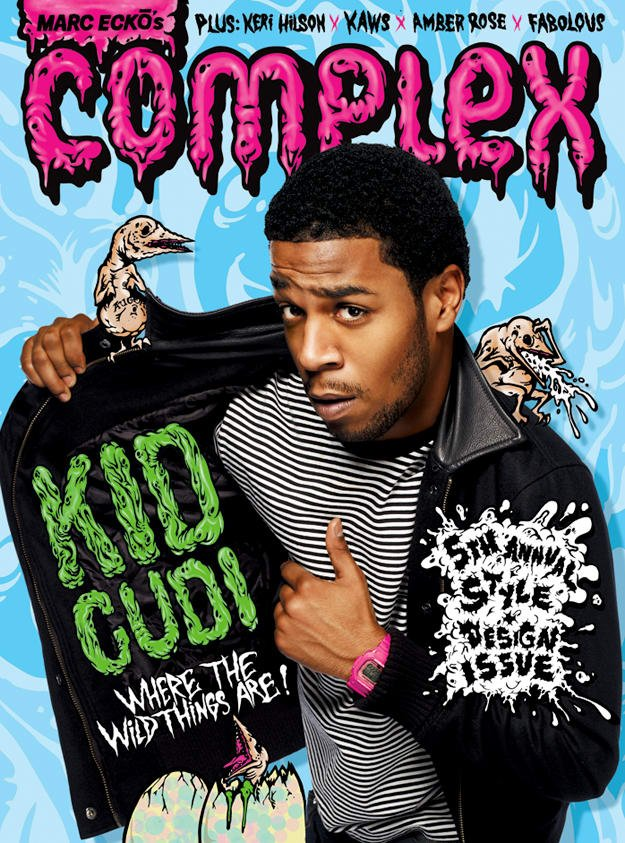 You know the rest.  @KidCudi x @complex