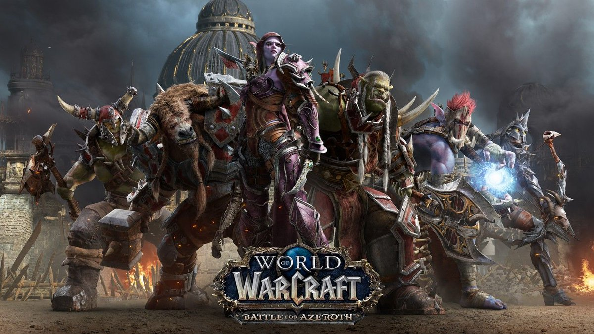 World Of Warcraft Now Only Requires A Subscription Fee For Content - https://t.co/0wsVljV502