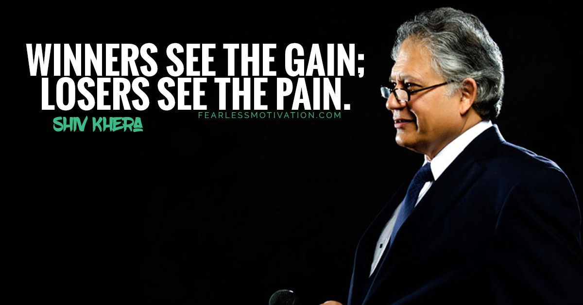 Turn Up Your Determination – These Shiv Khera Quotes Will Get You Started - buff.ly/2L56Ch1