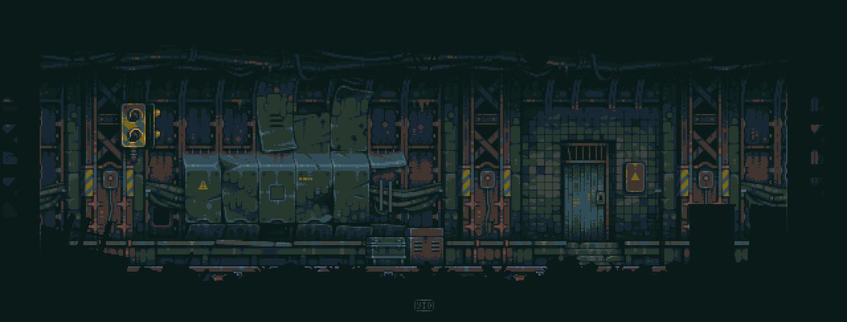 Something for @bunker_game #pixel #pixelart #game #indie #idiegame #bunkergame