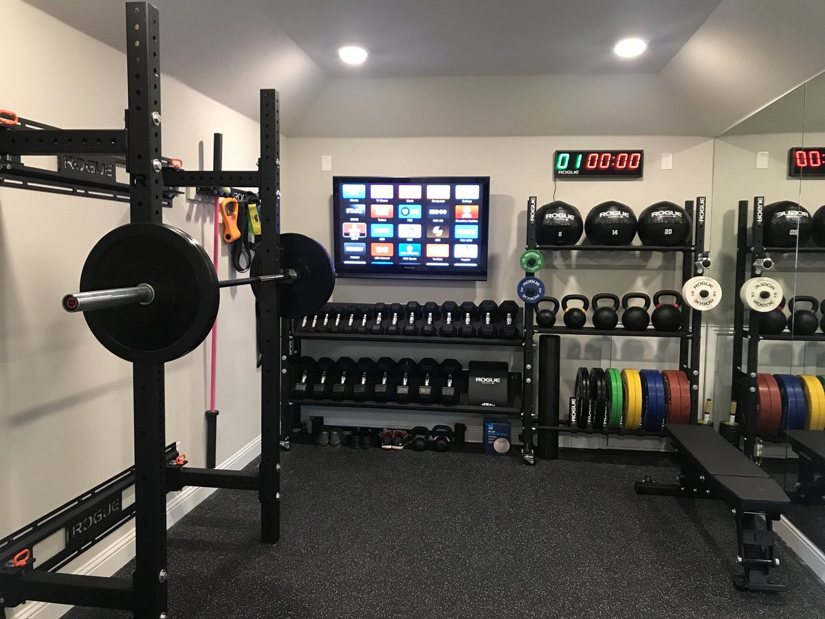 Garage gym reviews barbell envy is at an all time high