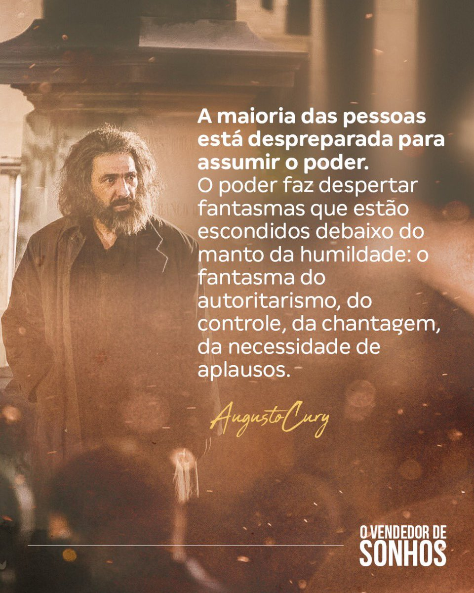 Augusto Cury At Augustocury Twitter