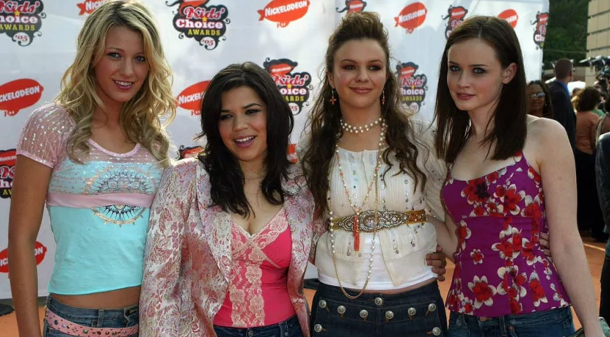 The Sisterhood of the Traveling Pants is being made into a musical! https://t.co/KyqD4qlSI9