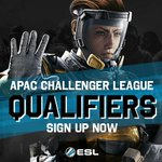 Image for the Tweet beginning: The APAC Challenger League draws