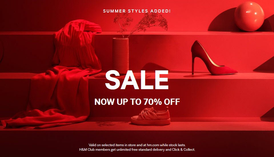 Hm United Kingdom On Twitter Sale Now Up To 70 Off Our