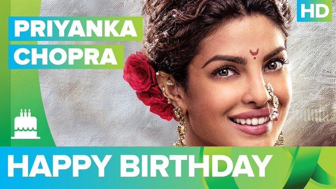 Happy Birthday Priyanka Chopra !!!