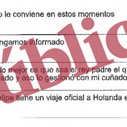 Villarejo guarda una bala contra Felipe VI: las conversaciones de López Madrid con el rey https://t.co/eThFtdggr2